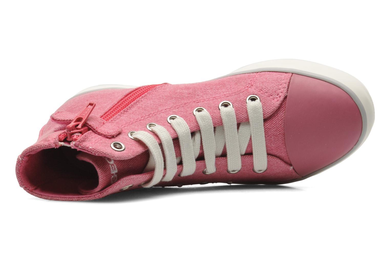 Sneakers Geox J CIAK G. G - TELA Roze links