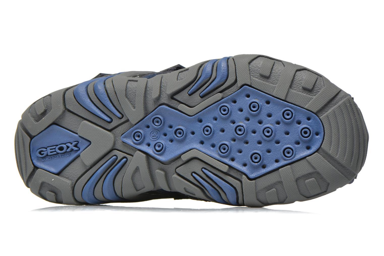 Sandalen Geox J Sand Kraze G J5224G Blauw boven