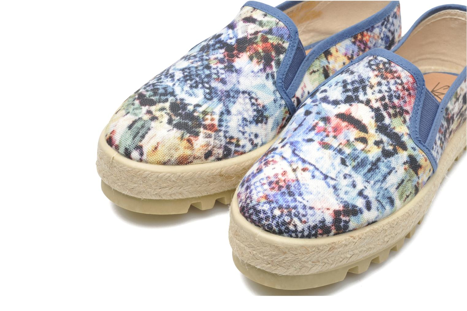 Trainers Sixty Seven Dina Multicolor 3/4 view