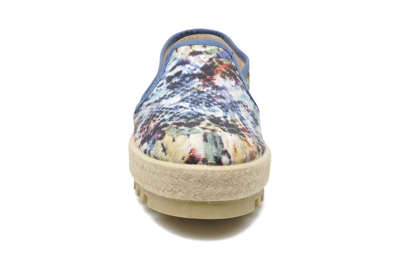 Baskets Sixty Seven Dina Multicolore vue portées chaussures
