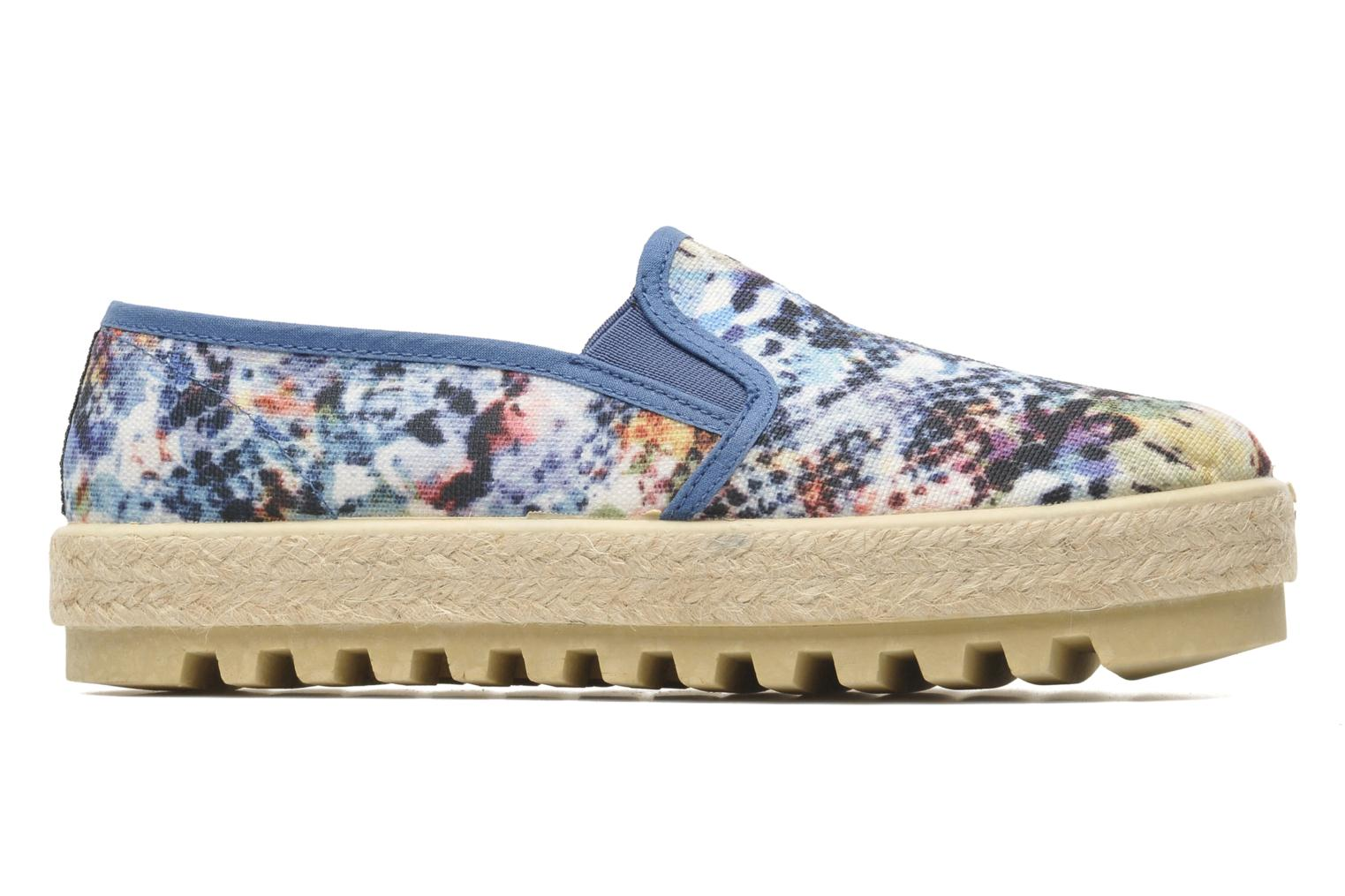 Sneakers Sixty Seven Dina Multicolor achterkant