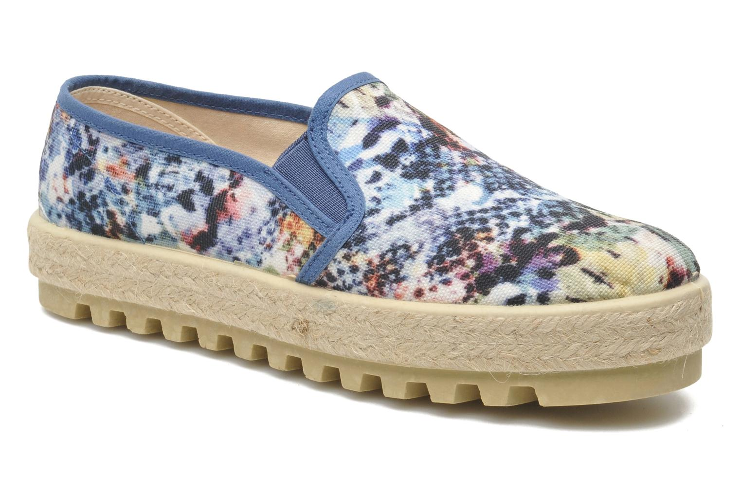 Sneakers Sixty Seven Dina Multicolor detail