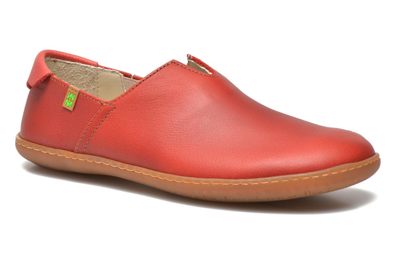 Zapatos casuales salvajes El Naturalista El Viajero N275 W (Rojo) - Mocasines en Más cómodo