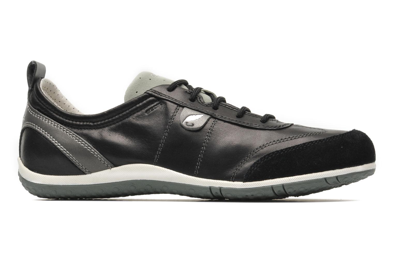 Sneakers Geox D VEGA A D3209A Zwart achterkant