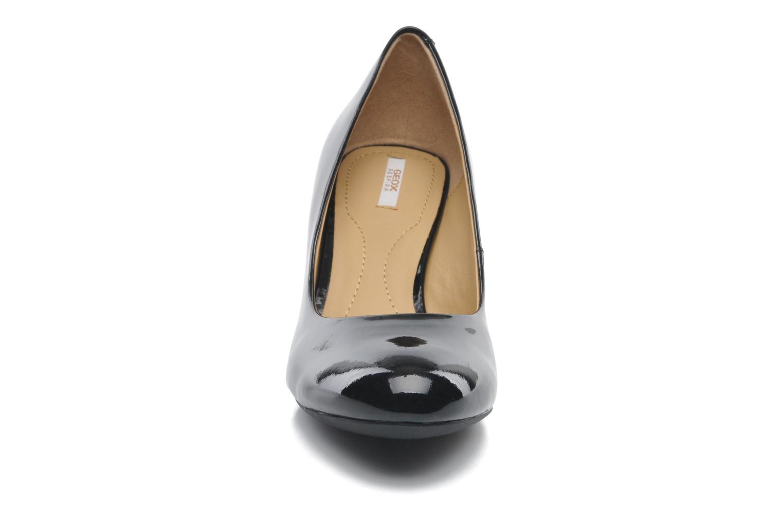 High heels Geox D MARIELE MID B D32T7B Black model view