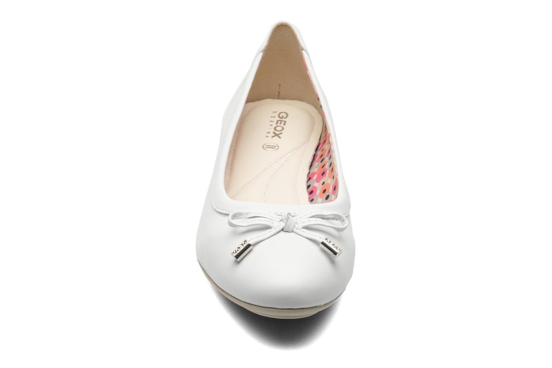 Ballet pumps Geox D CHARLENE A D32Y7A White model view