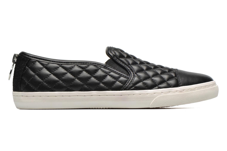 Sneaker Geox D NEW CLUB C D5258C schwarz ansicht von hinten