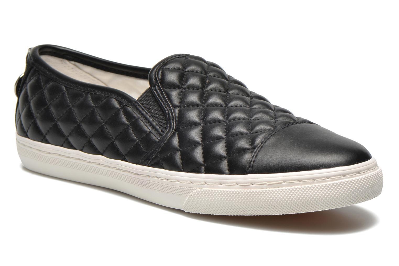 Sneaker Geox D NEW CLUB C D5258C schwarz detaillierte ansicht/modell