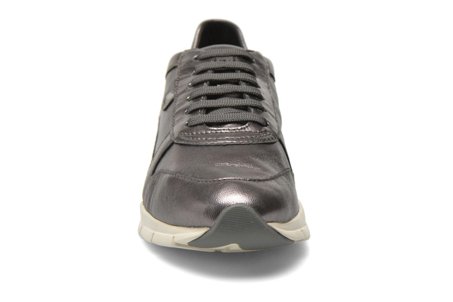 Trainers Geox D SUKIE A D52F2A Grey model view