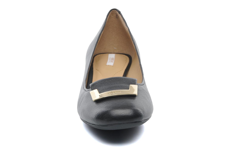 Ballerinas Geox D CAREY A D52V8A schwarz schuhe getragen
