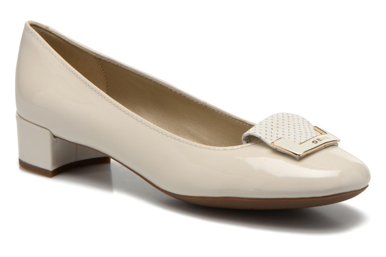 ZapatosGeox D52V8A D CAREY A D52V8A ZapatosGeox (Blanco) - Bailarinas   Los últimos zapatos de descuento para hombres y mujeres 3b14b8