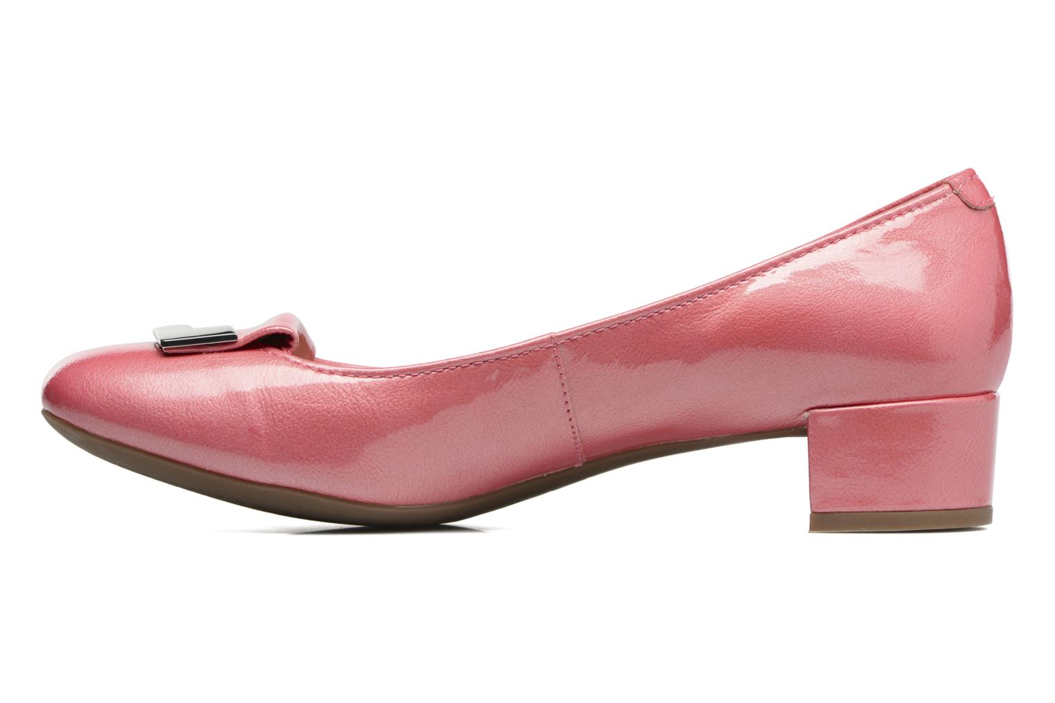Ballerine Geox D CAREY A D52V8A Rosa immagine frontale