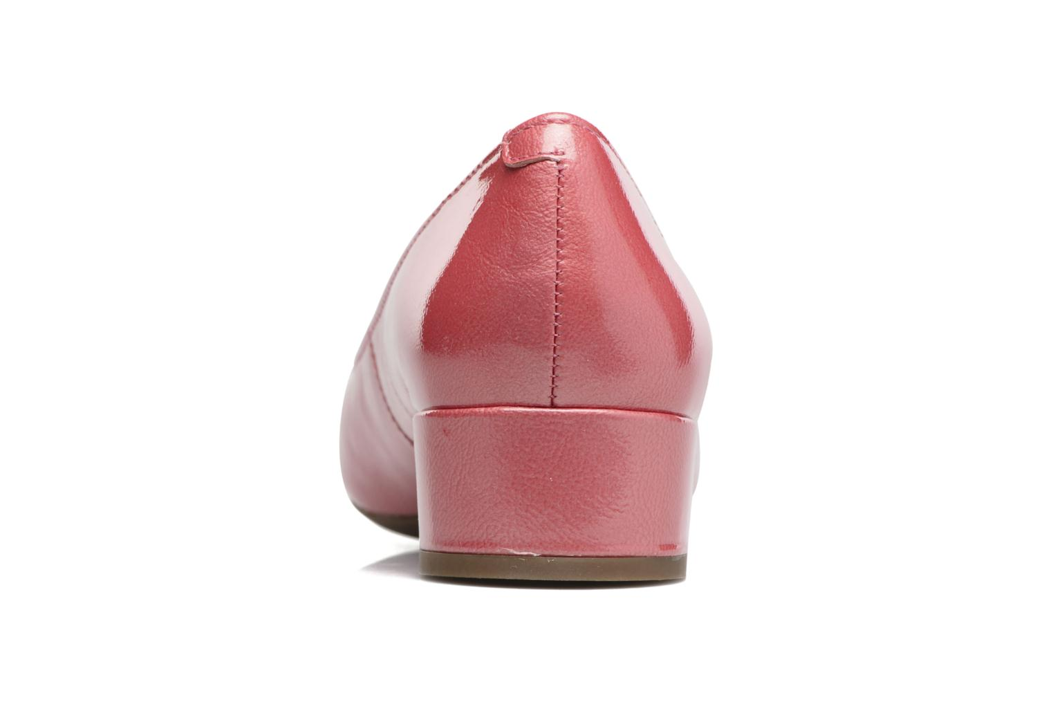 Ballet pumps Geox D CAREY A D52V8A Pink view from the right