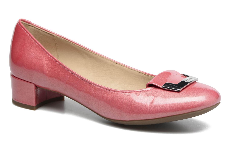 Grandes descuentos últimos zapatos Geox D CAREY A D52V8A (Rosa) - Bailarinas Descuento