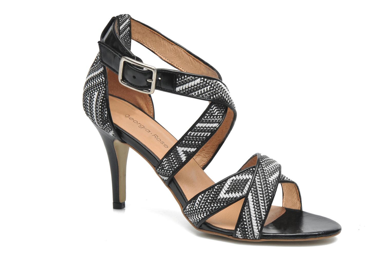 Sandales et nu-pieds Georgia Rose Tatoff Multicolore vue détail/paire