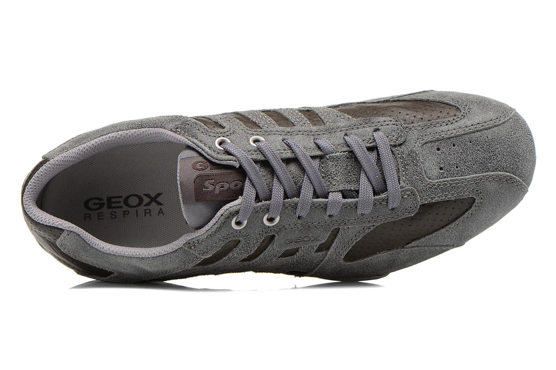 Sneakers Geox U SNAKE K U4207K Grijs links