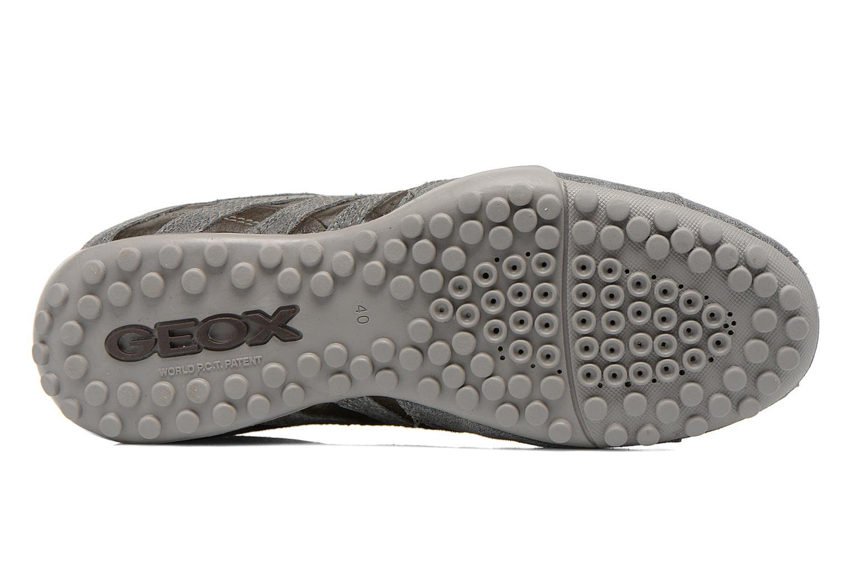 Sneakers Geox U SNAKE K U4207K Grijs boven