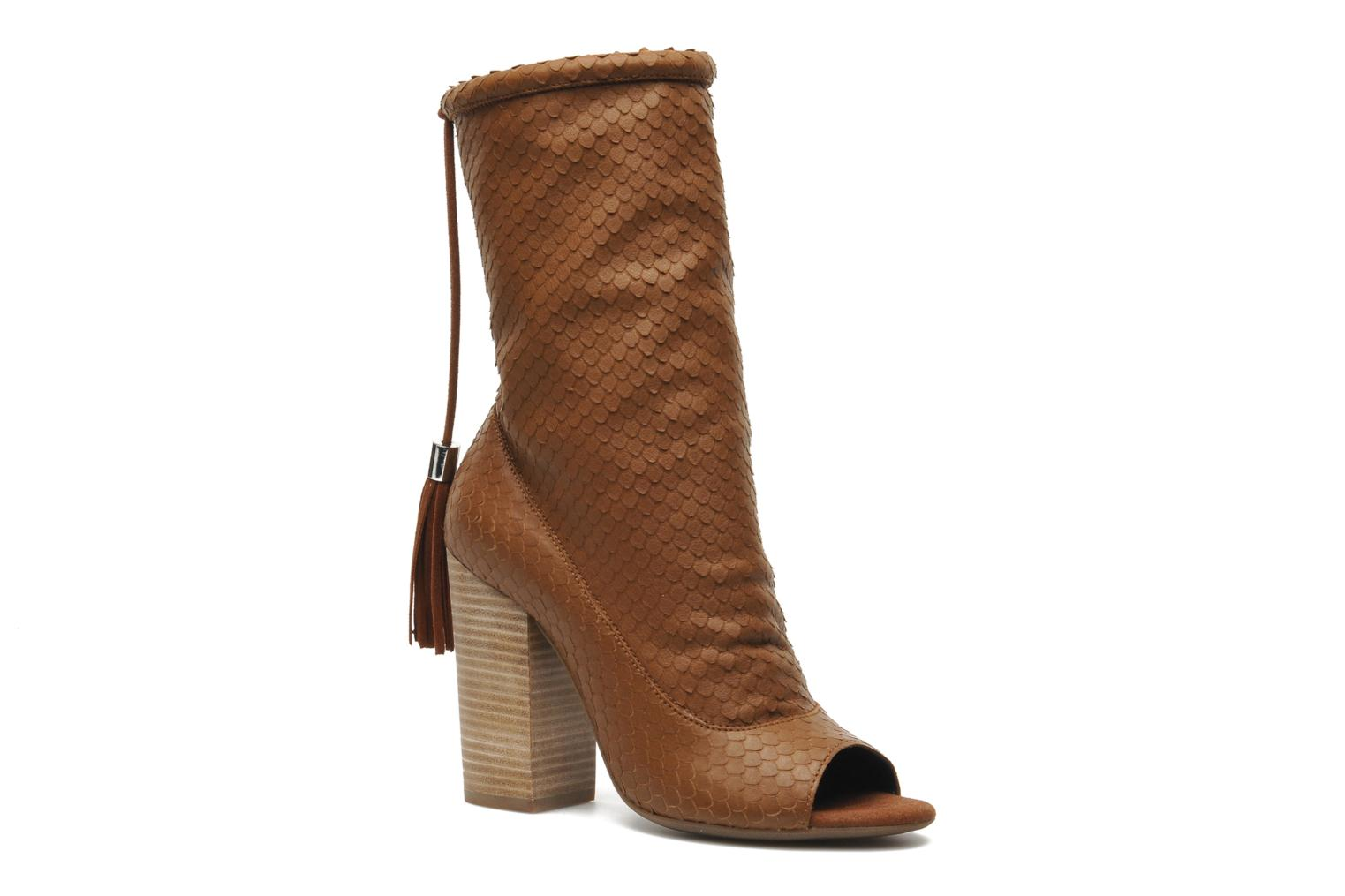 Ankle boots Geox By Patrick Cox D NOLINA A D5288A Brown detailed view/ Pair view