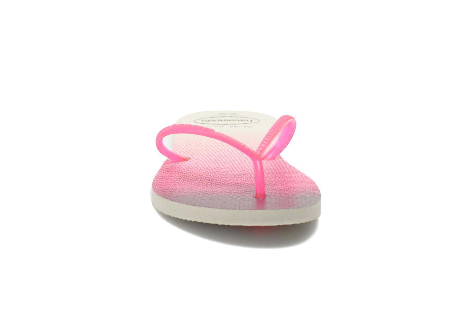 Slippers Havaianas Havaianas Flat Sunset Roze model