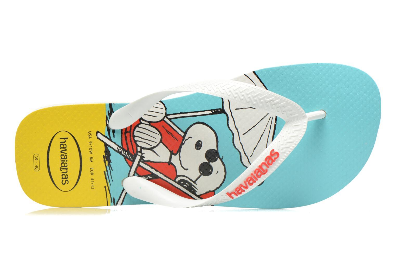 Slippers Havaianas Havaianas Snoopy H Multicolor links