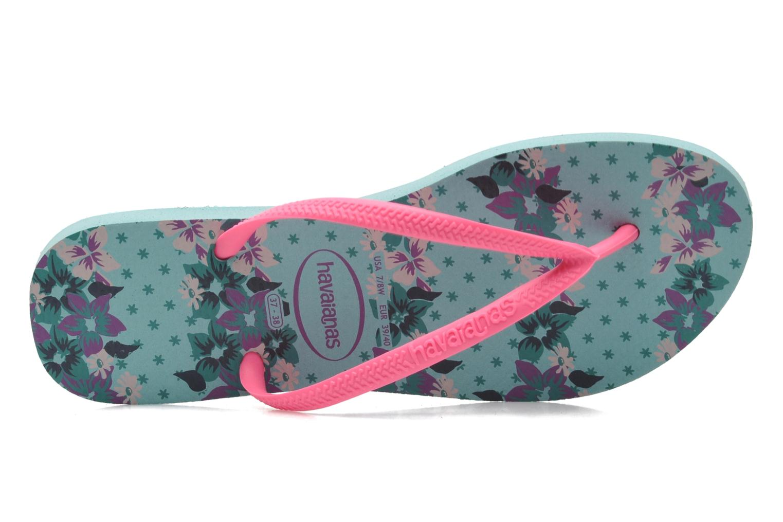 Slippers Havaianas Slim Provence Roze links