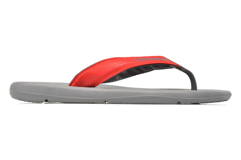 Slippers Havaianas Havaianas Surf Pro Rood achterkant