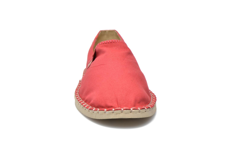 Espadrilles Havaianas Origine 2 M rot schuhe getragen