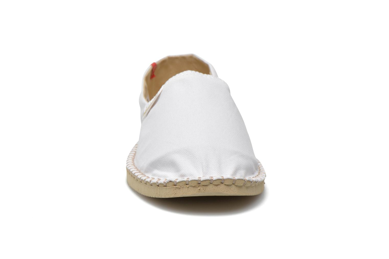Espadrilles Havaianas Origine 2 M Blanc vue portées chaussures