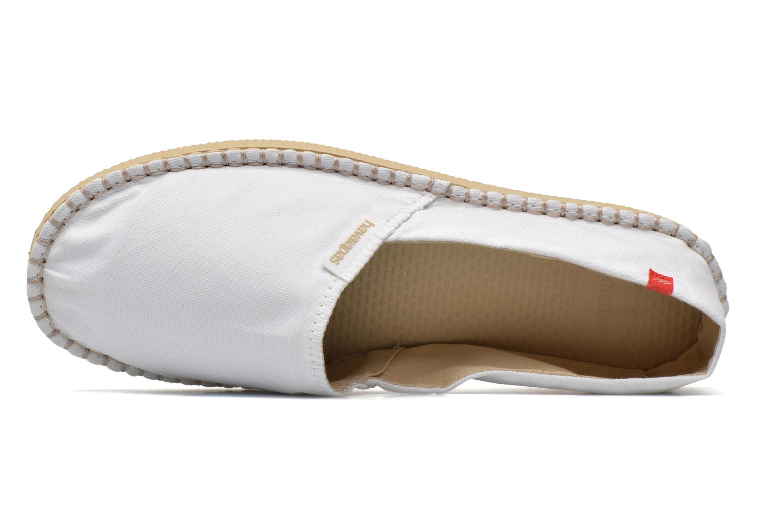 Espadrilles Havaianas Origine 2 M Wit links