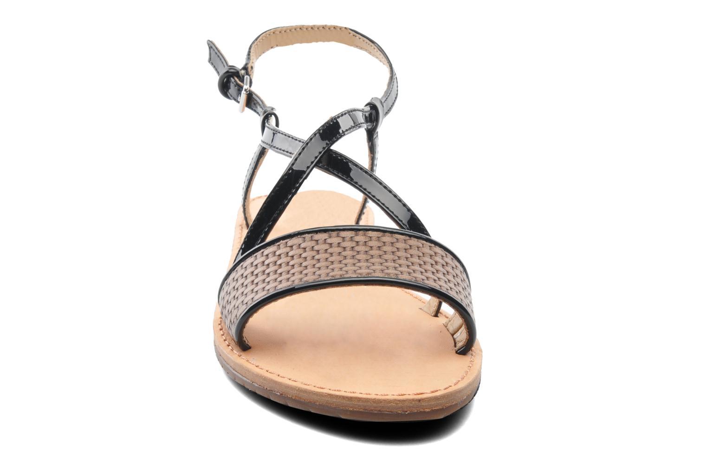 Sandalen Geox D JOLANDA A D5275A mehrfarbig schuhe getragen