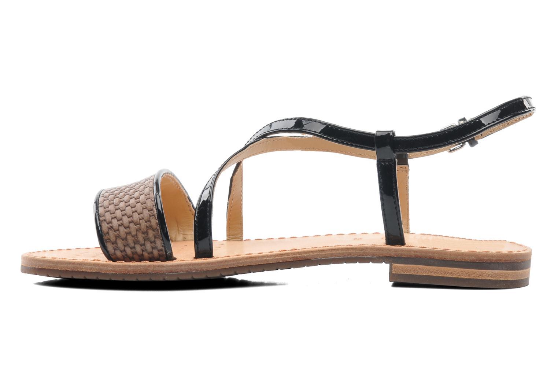 Sandals Geox D JOLANDA A D5275A Multicolor front view
