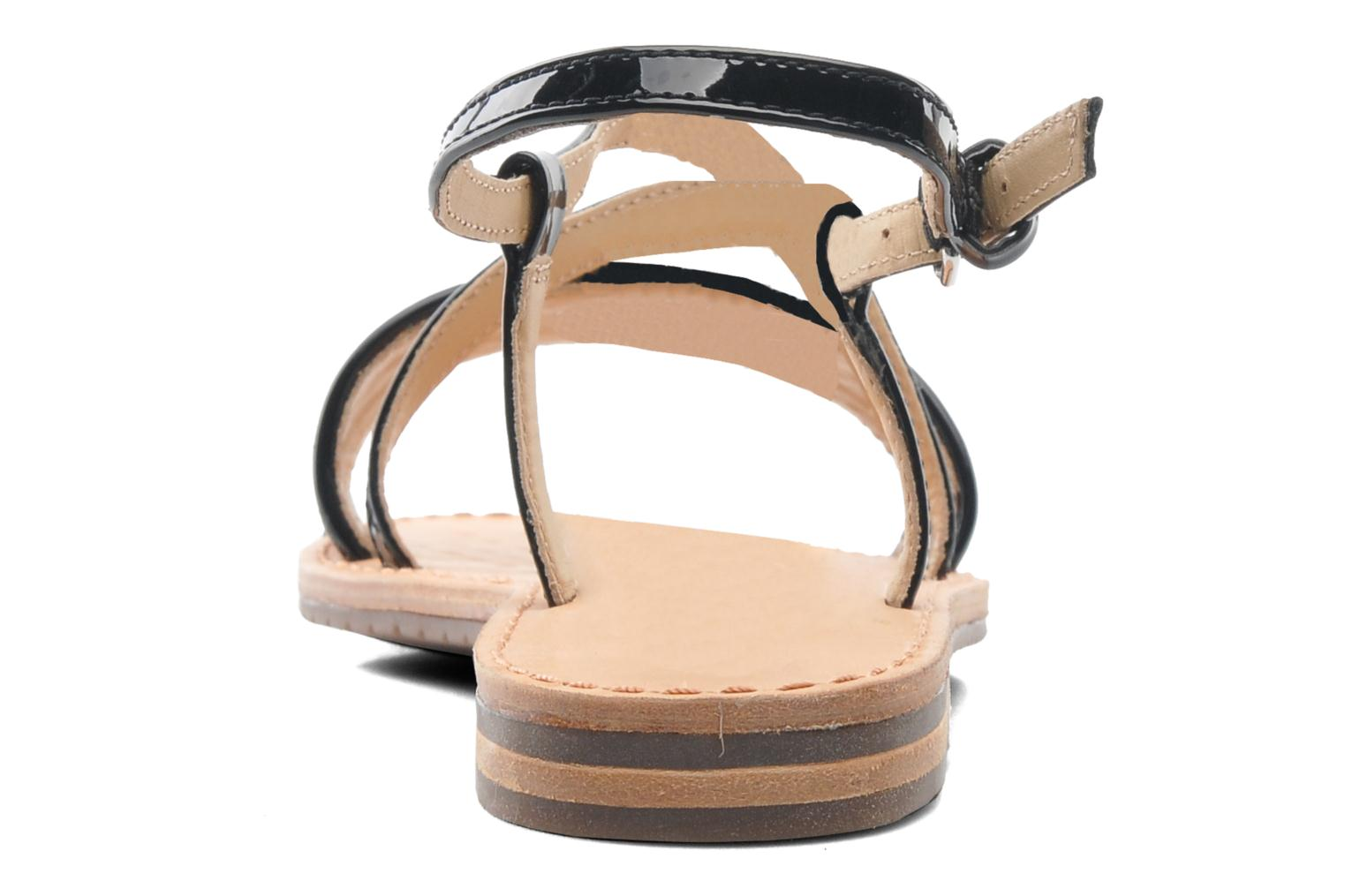 Sandals Geox D JOLANDA A D5275A Multicolor view from the right