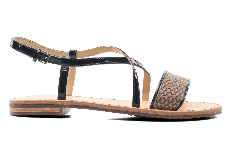 Sandales et nu-pieds Geox D JOLANDA A D5275A Multicolore vue derrière