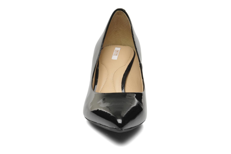 Escarpins Geox D ELINA C D52P8C Noir vue portées chaussures