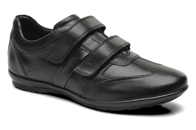 Sneaker Geox U SYMBOL D U32A5D schwarz detaillierte ansicht/modell