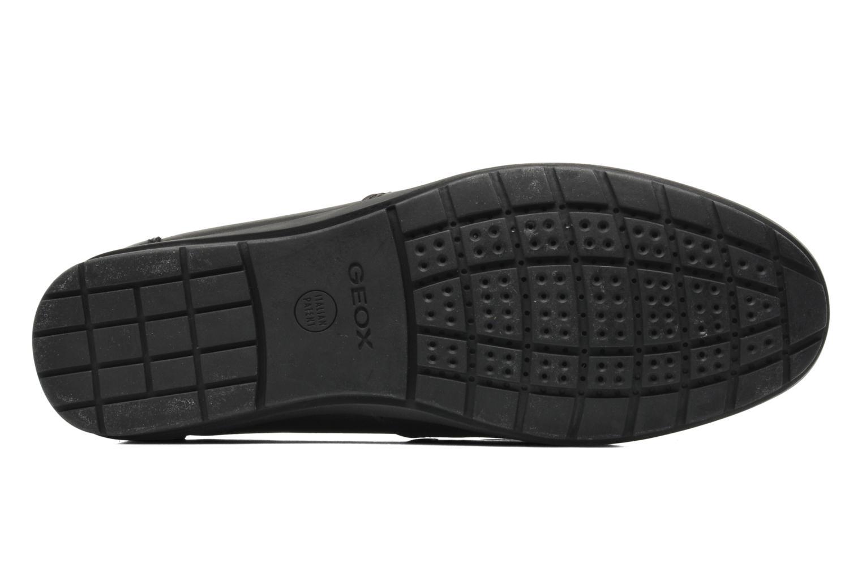 Loafers Geox U SIMON W C U34R1C Sort se foroven