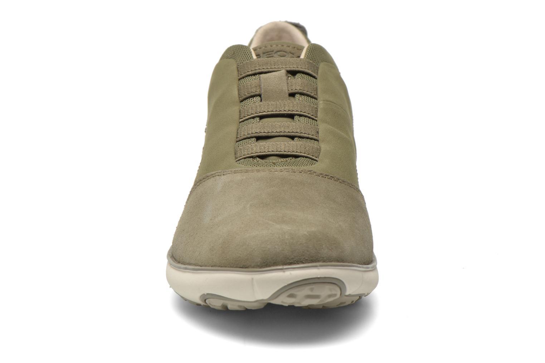 Sneakers Geox U NEBULA B U52D7B Groen model