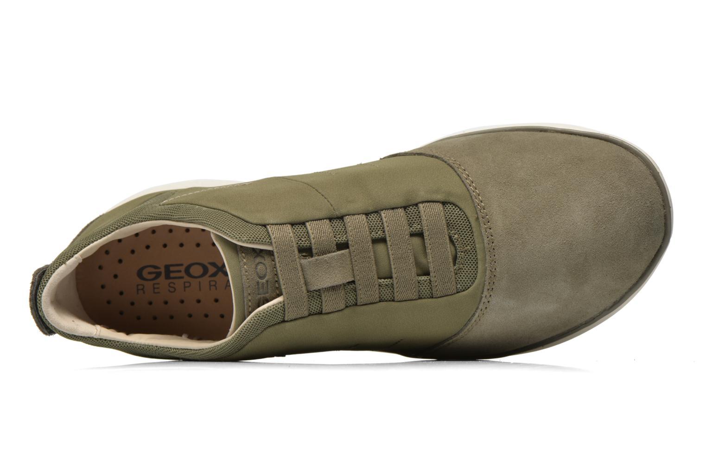 Sneakers Geox U NEBULA B U52D7B Groen links