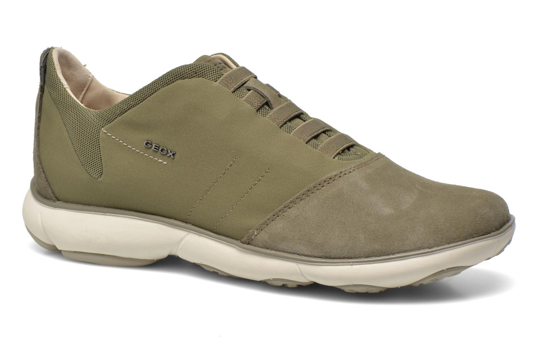 Sneakers Geox U NEBULA B U52D7B Groen detail