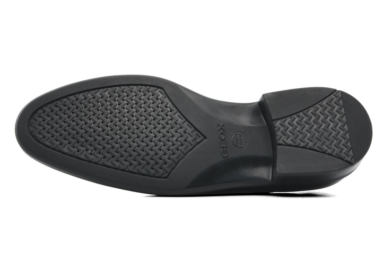 Chaussures à lacets Geox U CARNABY B U52W1B Noir vue haut