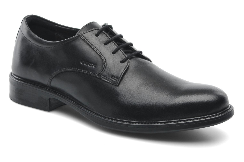 Marques Chaussure homme Geox homme U New Life E U74P4E Noir