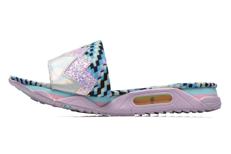 Clogs & Pantoletten Irregular Choice ICED Slide Away PE15 mehrfarbig ansicht von vorne