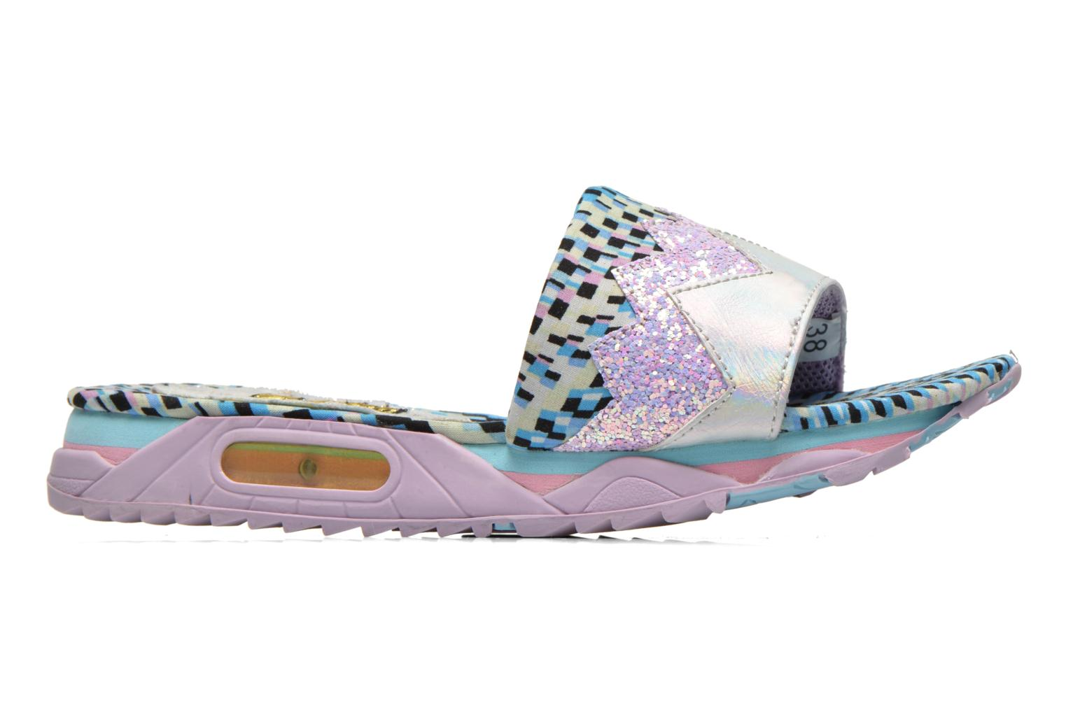 ICED Slide Away PE15 Pink Glitter/PU