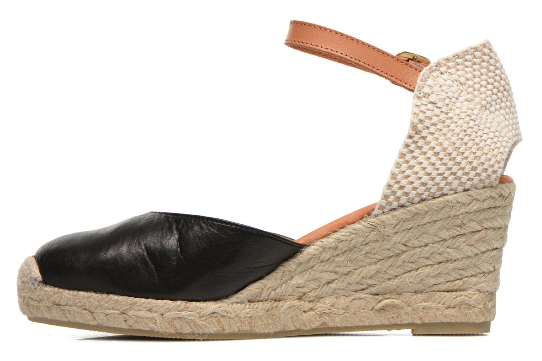 Sandali e scarpe aperte Maypol Lola Nero immagine frontale