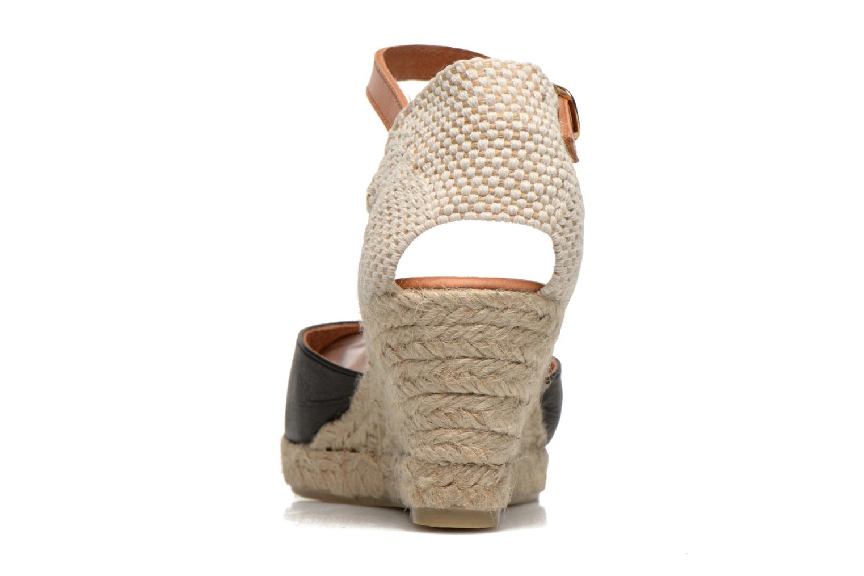 Sandali e scarpe aperte Maypol Lola Nero immagine destra