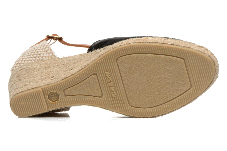 Sandali e scarpe aperte Maypol Lola Nero immagine dall'alto