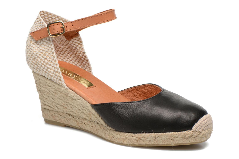 Sandali e scarpe aperte Maypol Lola Nero vedi dettaglio/paio