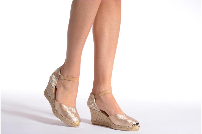 Sandali e scarpe aperte Maypol Luz Nero immagine dal basso