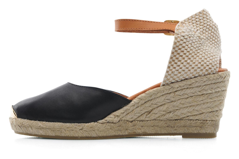 Sandali e scarpe aperte Maypol Luz Nero immagine frontale