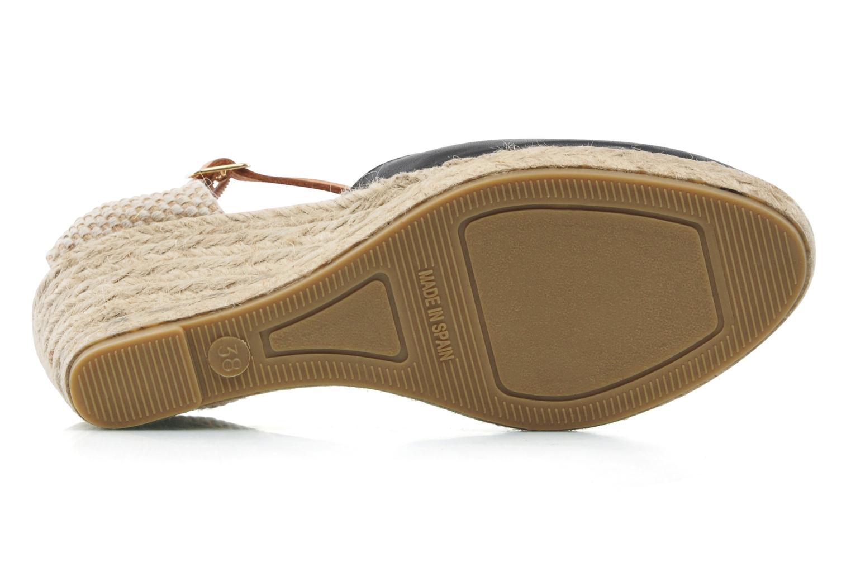 Sandali e scarpe aperte Maypol Luz Nero immagine dall'alto